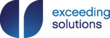 Logo exceeding solutions GmbH