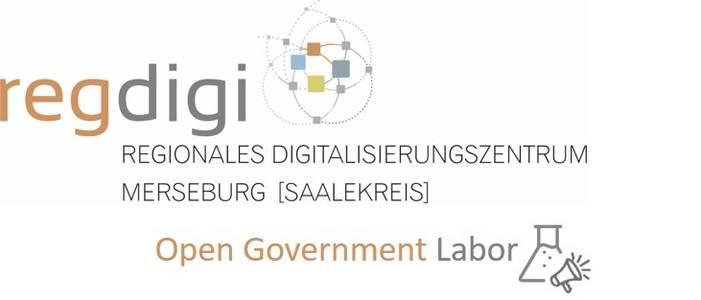 logo open government labor klein