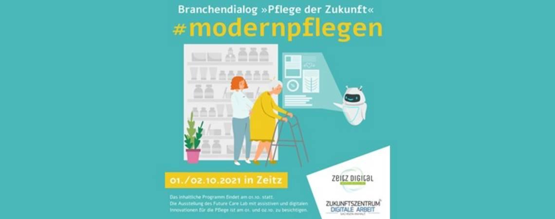 Grafik Branchendialog Pflege der Zukunft_01.-02.10.2021_Zeitz_Slider